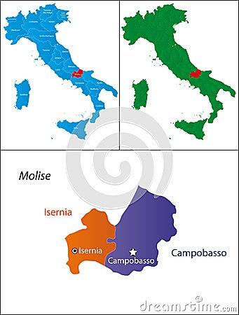 Region of Italy - Molise