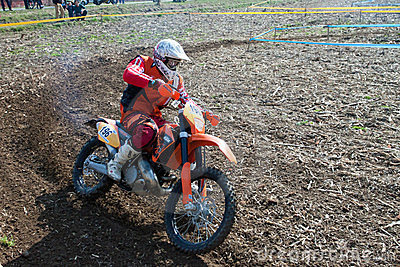 Regional Championship Enduro Editorial Photo