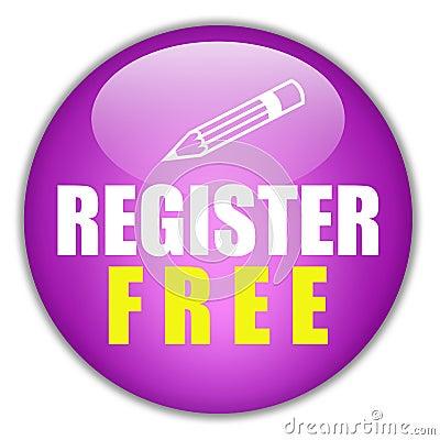 Registration free button