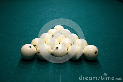 Boules de piscine