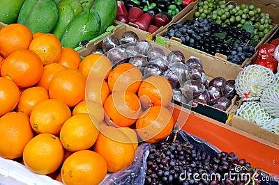 Reiche Frucht