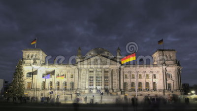 Reichstag Βερολίνο