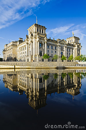Free Reichstag Berlin Royalty Free Stock Images - 19522639