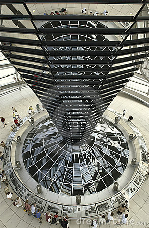 Reichstag - Berlin - Germany Editorial Stock Photo