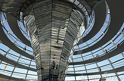 Reichstag - Berlin - Germany Editorial Photo