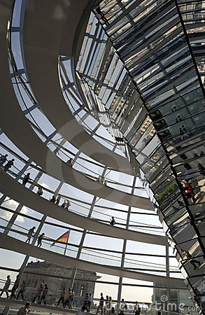 Reichstag - Berlin - Germany Editorial Image