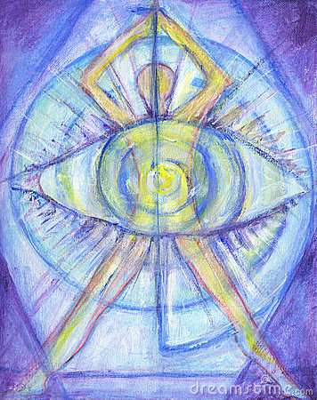 Reiki Healing Third Eye Visualization