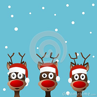 Free Reindeer Stock Photos - 63481683