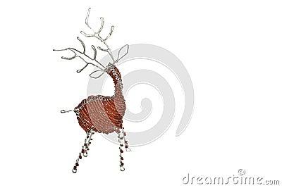 Reindeer Christmas decoration