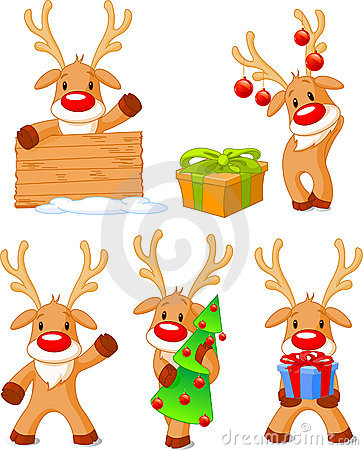 Reindeer Rudolph