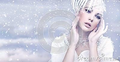 Reine de l hiver