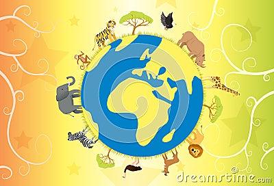 Fotos de Stock: Reino animal. Imagem: 14225143