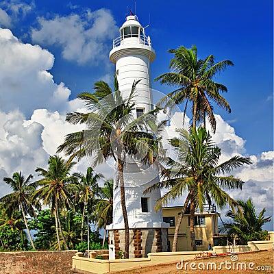 Reise in Sri Lanka