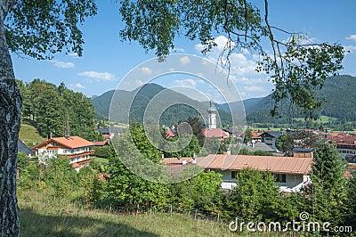 Reit im Winkl,Bavaria,Germany