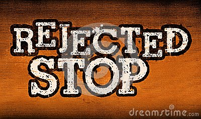 Rejected stop