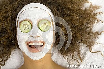 Rejuvenescent mask