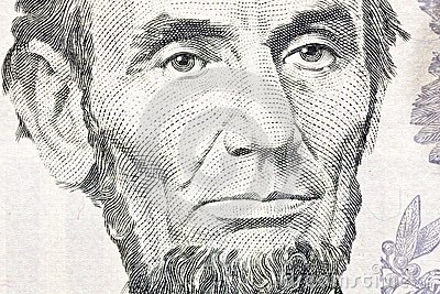 Rekening $100 van Franklin van Ben Macro Dichte omhoog