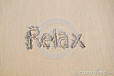 Relaksuje