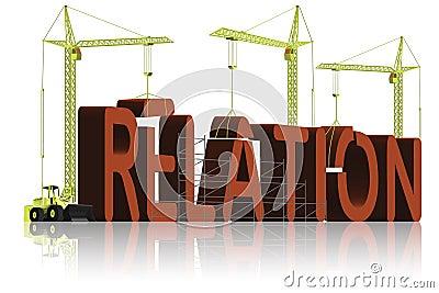 Relation building find partner love relationship