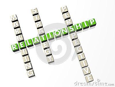 Relationship Crossword