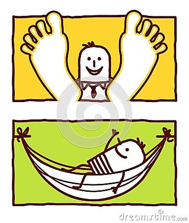 Relax & hammock