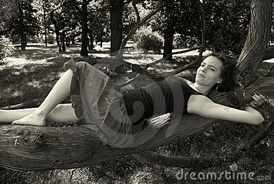 Relax in nature