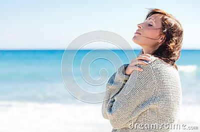 Relax seaside