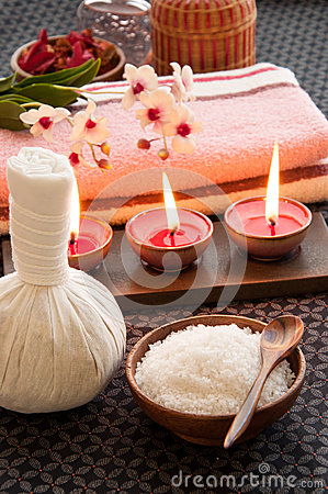 Relaxation Spa Concept