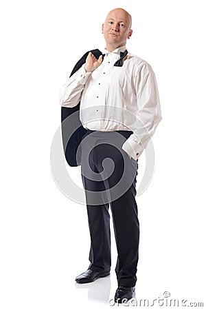 Relaxed tuxedo
