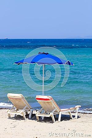 Relaxing Aegean View