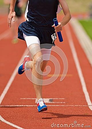 Relay runner