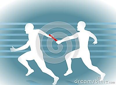 Relay running