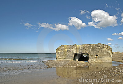 Relic of the atlantic wall