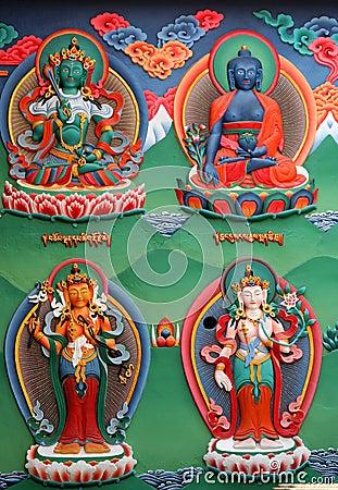 Religiöse Figuren