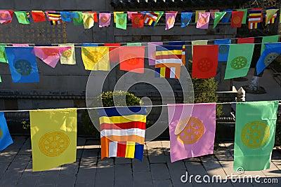 Religion flags