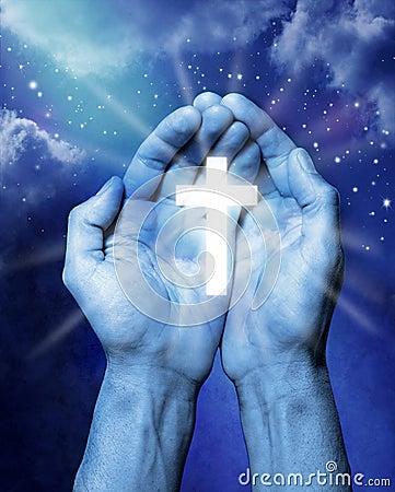 religion-hands-cross-christian-- thumb18505008.jpg