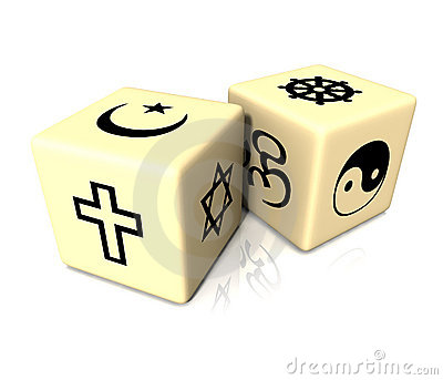 Religions Dices