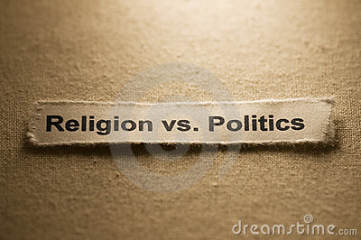 Religion vs Politcs