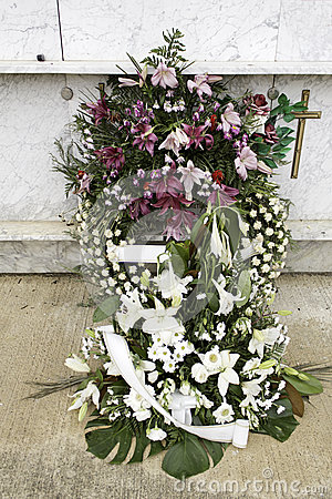 Religion wreath