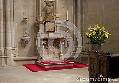 Religious altar