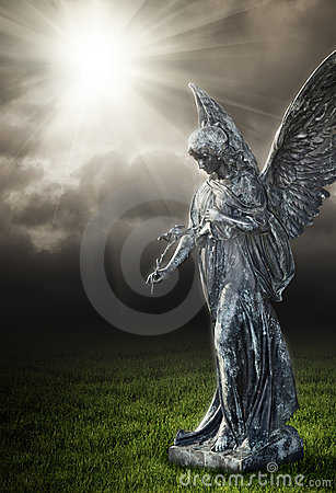 Free Religious Angel Royalty Free Stock Images - 13640399