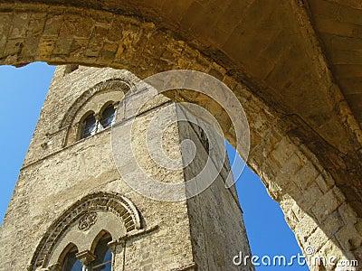 Religious architecture details