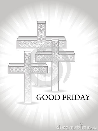 Religious background for good friday.
