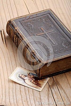 Religious book