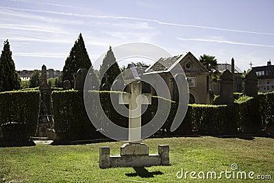 Religious cemetery
