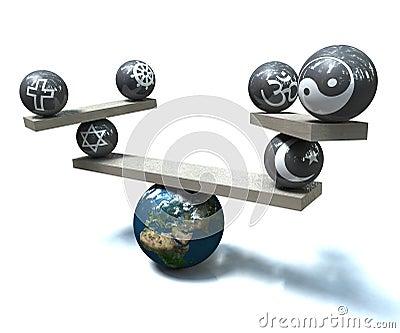 Religious Equilibrium