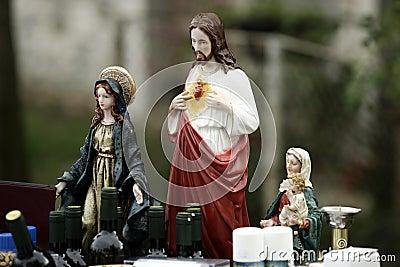 Religious figurines