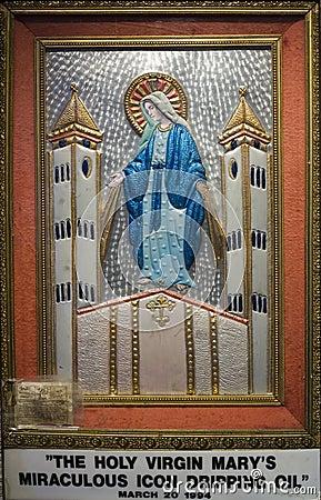 Religious icon Editorial Photo
