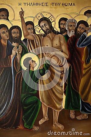 Religious Icon - Turkish Cyprus
