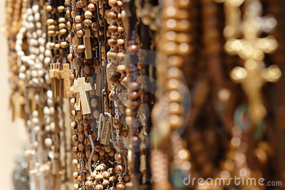 Religious items shop